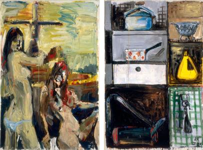 Les filles de Mondrian