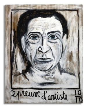 """Eprenve d'artiste """"Louise Bourgeois"""""""